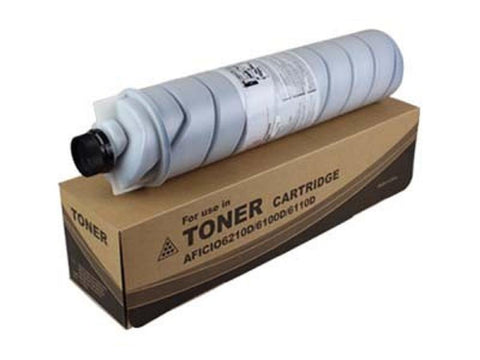 Ricoh Aficio 10601075 2051 2060 2075 AP900 MP 5500 6000 6001 6500 7000 7001 7500 8000 8001 9001 Toner Cartridge (43000 Yield) (Type 6110D/6075)