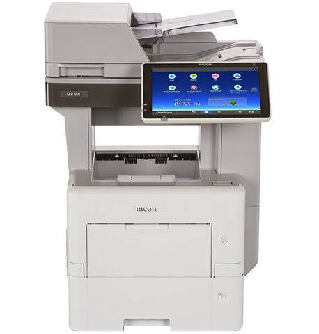 Ricoh  MP501SPF B&W MULTI LASER PRINTER
