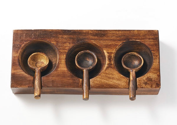 Mango Wood Spice Tray