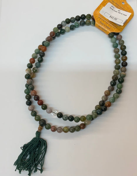 Mala with Various Stone Beads