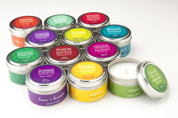 4oz Candle in Travel Tin
