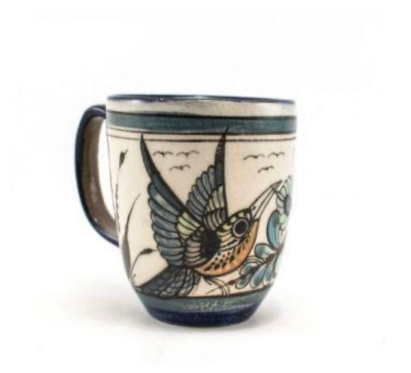 Wild Bird Coffee Cup