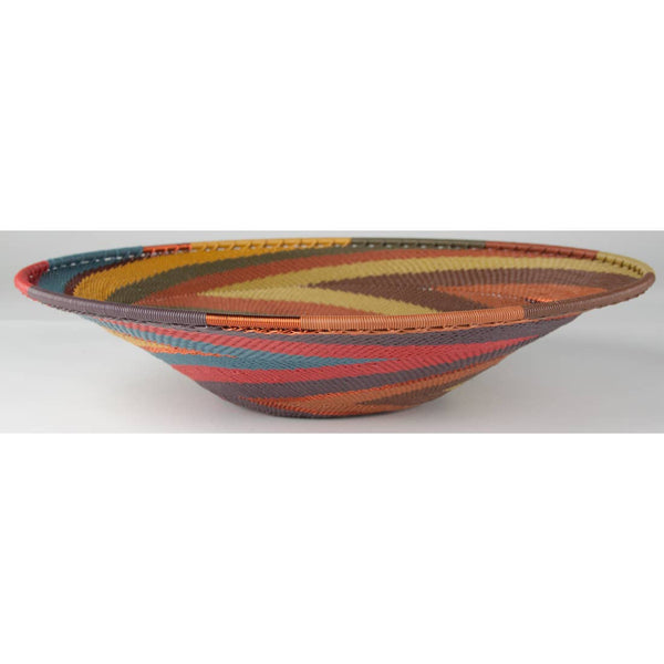 Telephone Wire Platter Medium