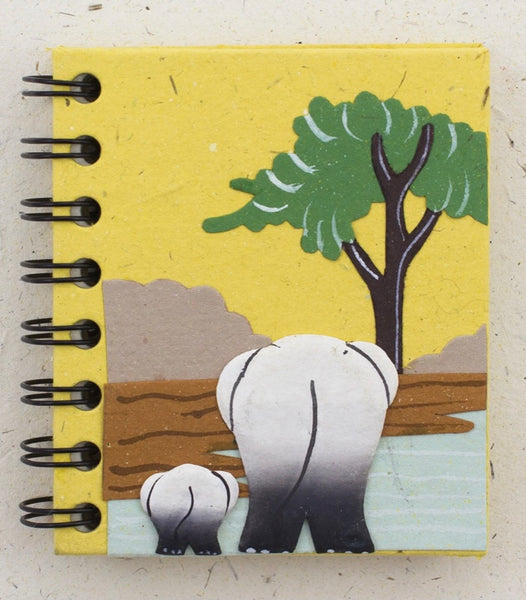 Small Ellie Pooh Notebook