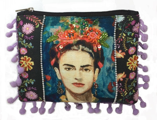Frida Bag Cosmetic/ Coin