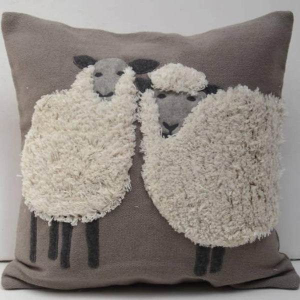 Sheep Duo Pillow