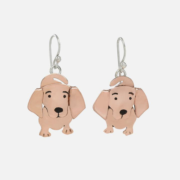 Doxie Earrings