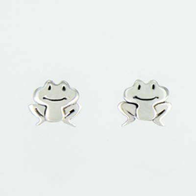 Happy Frog Earrings