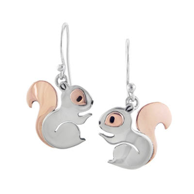 Squirrel Earring