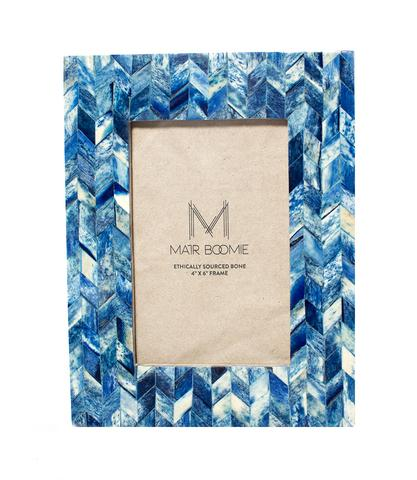 Picture Frame- Blue