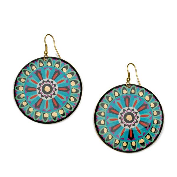 Bollywood Ashoka Earrings
