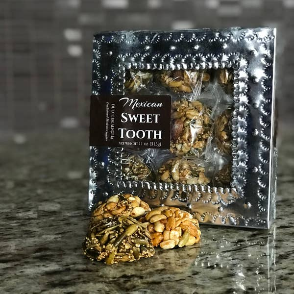 Mexican Sweet Tooth Gift Tin Box