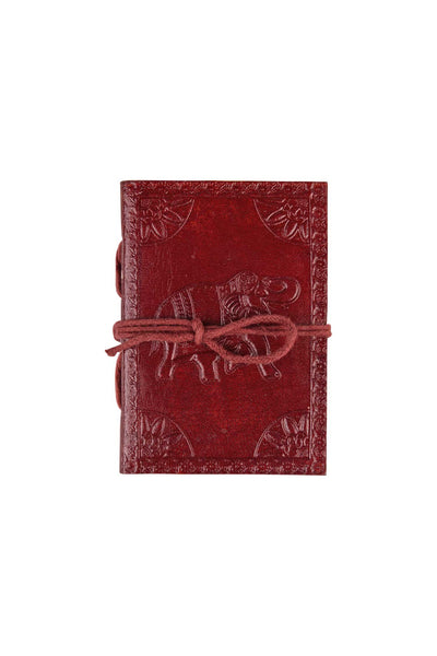 Never Forget Leather Journal