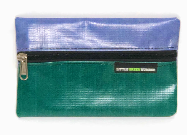 Little Green Number Pencil Case