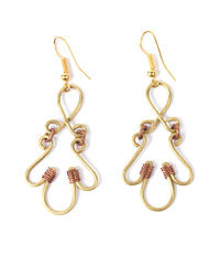 Petal Twist Earring