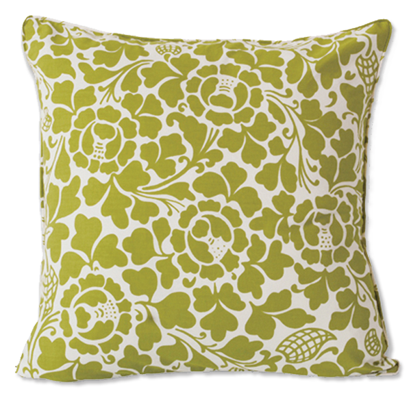 Green Balizen Cushion Cover