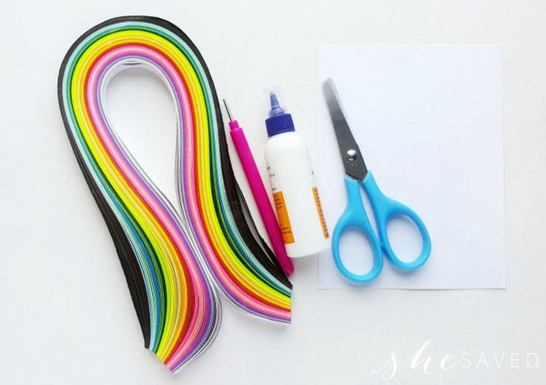 Create a Quill Quilling Card Kit