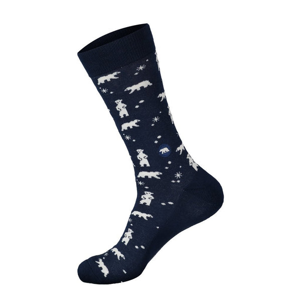 Socks that Save the Arctic