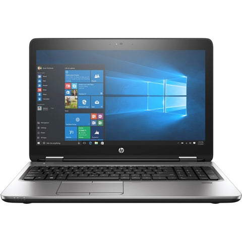 "HP Inc. HP ProBook 640 G3 14"" LCD Notebook - Intel Core i5 (7th Gen) i5-7300U Dual-core (2 Core) 2.60 GHz - 8 GB DDR4 SDRAM - 256 GB SSD - Windows 10 Pro 64-bit - 1366 x 768"