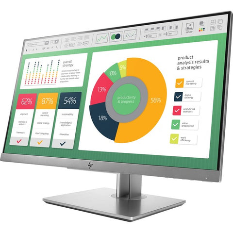 HP Inc. EliteDisplay E223 21.5-Inch Monitor