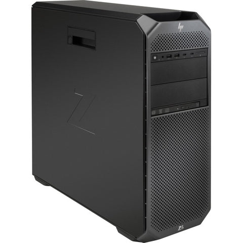 HP Inc. HP Z6 G4 Workstation - Intel Xeon Silver 4108 Octa-core (8 Core) 1.80 GHz - 8 GB DDR4 SDRAM - Windows 10 Pro 64-bit (English) - Mini-tower - Black