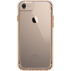 Griffin Survivor Clear for iPhone 7, 6s, 6 in Gold/Clear Color/Clear Color