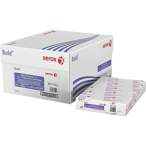 Xerox<sup>®</sup> Bold Digital Printing Paper, 80 lb. Cover, 8 1/2