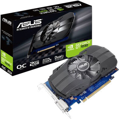 ASUS Computer International GT 1030 2GB Graphic Card