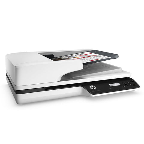 HP Government HP ScanJet Pro 2500 f1 Flatbed Scanner