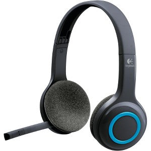 Logitech  NC/NR Wireless Headset H600