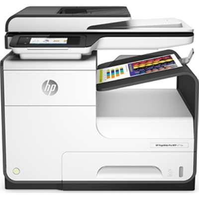 HP 477dw PageWide Pro MFP