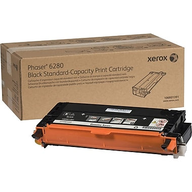 Xerox Phaser 6280 Black Toner Cartridge (3000 Yield)