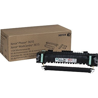 Xerox  Phaser 3610 WorkCentre 3615 Fuser Maintenance Kit (110V) (