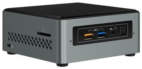 Intel Corporation  Next Unit of Computing Kit NUC6CAYH - mini PC - Celeron J3455 1.5 GHz