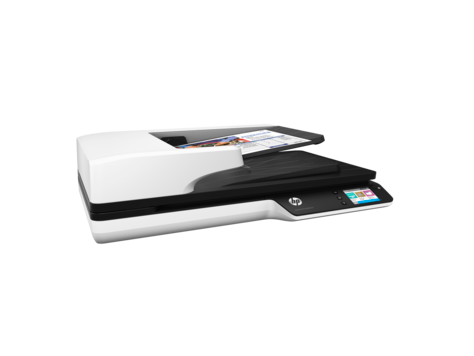 HP Government HP ScanJet Pro 4500 fn1 Flatbed Scanner