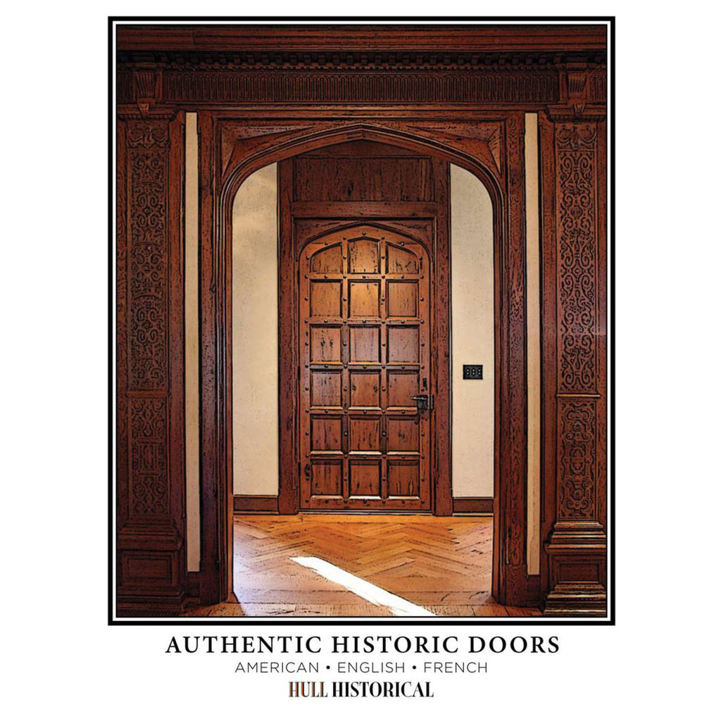 Authentic Historic Doors