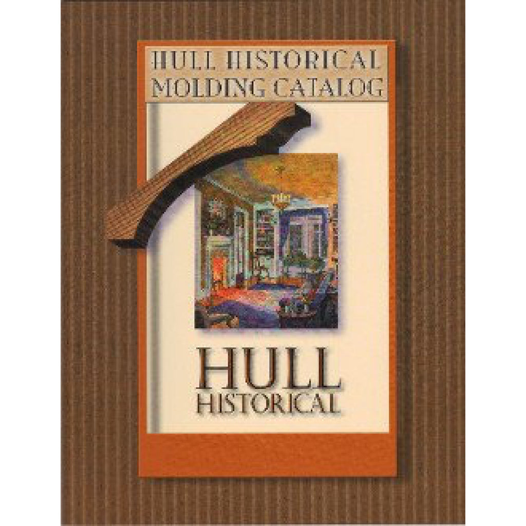 Hull Historical Molding Catalog