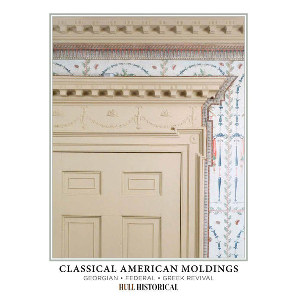 Classical American Moldings - Instant PDF Download