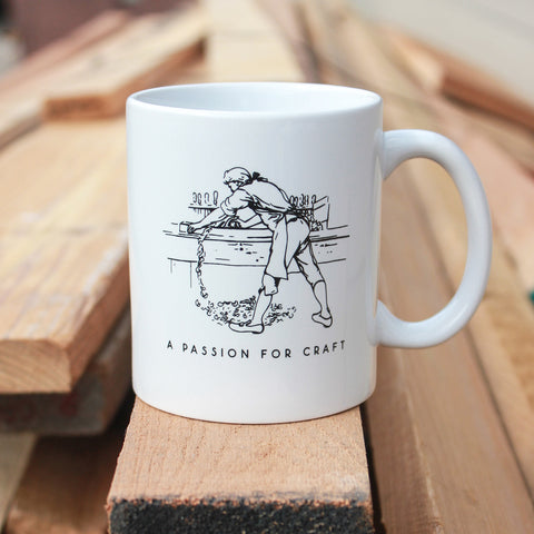 A Passion for Craft Mug