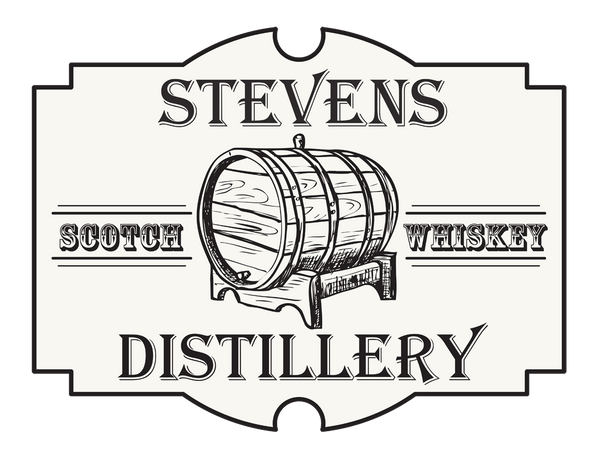 "Custom Distillery // 30"" x 40"" // Die Cut Wall Decal"