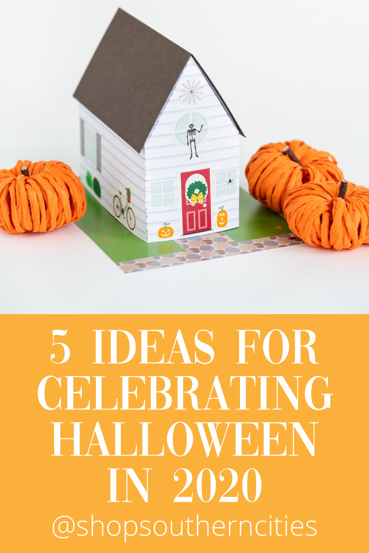 5 Ideas for Celebrating Halloween in 2020