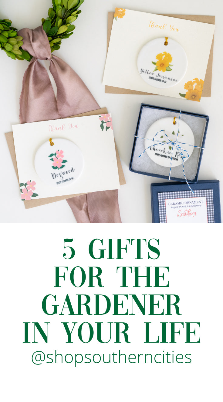 5 gift ideas for gardeners