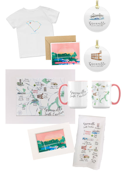 greenville products and gifts