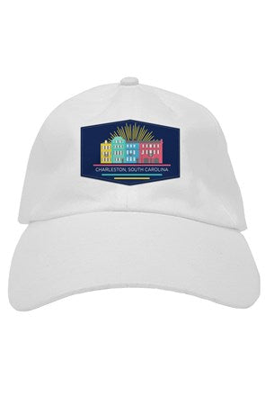 Charleston Patch Hat