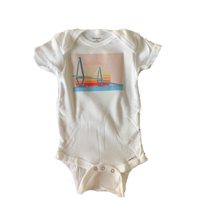 Ravenel Bridge Onesie