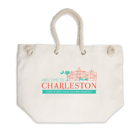 Charleston Beach Bag