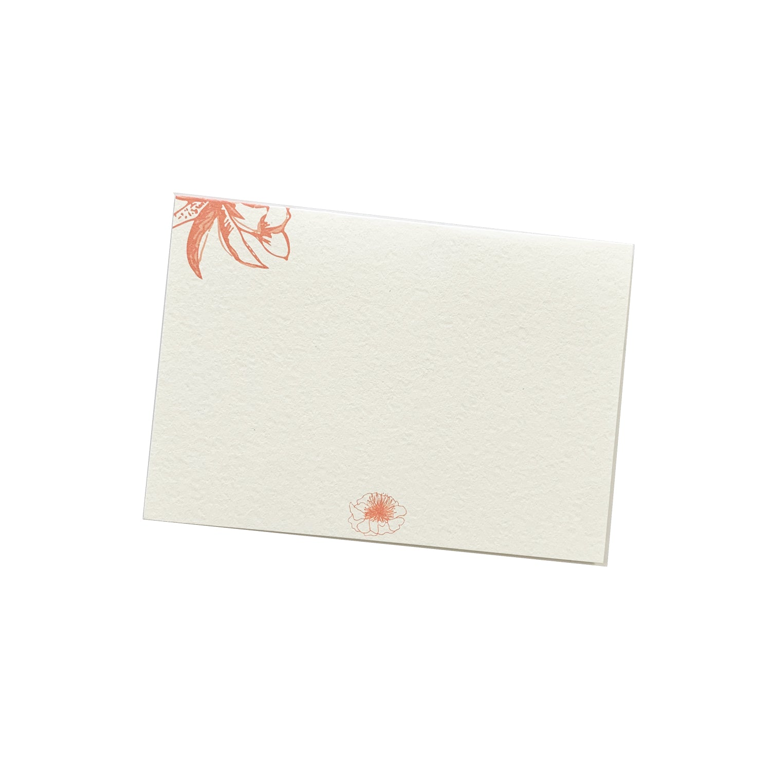 Flower Thank You Card Set