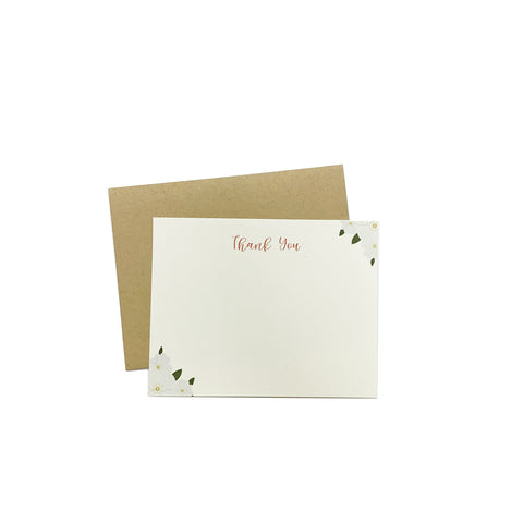 Georgia State Flower Notecards
