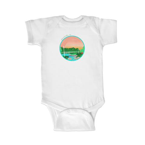 Greenville Baby Onesie