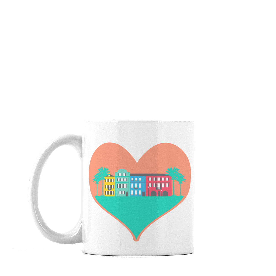 Holy City Mug, 11oz